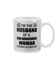 I'M THE HUSBAND OF A NEW BRUNSWICK WOMAN Mug thumbnail