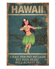 HAWAII FEET LEAVE HEART ALWAYS BE 250 Piece Puzzle (vertical) thumbnail