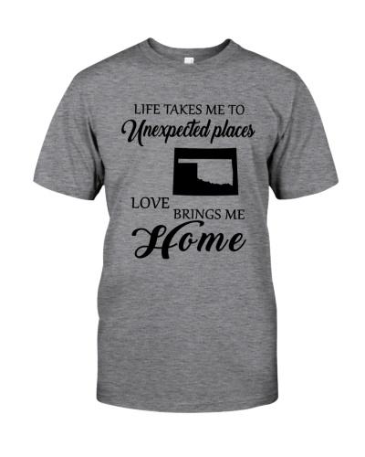 OKLAHOMA COLORADO LOVE BRINGS ME HOME