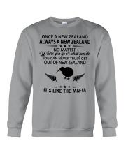ONCE A NEW ZEALAND ALWAYS A NEW ZEALAND Crewneck Sweatshirt thumbnail