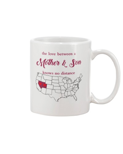 NEVADA UTAH  THE LOVE BETWEEN MOTHER AND SON