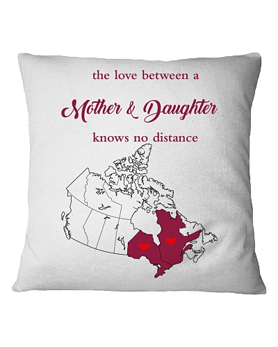 QUEBEC ONTARIA THE LOVE A MOTHER AND DAUGHTER