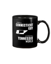 JUST A CONNECTICUT GUY LIVING IN TENNESSEE WORLD Mug thumbnail