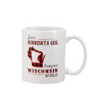 MINNESOTA GIRL LIVING IN WISCONSIN WORLD Mug thumbnail