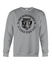MADE IN PHILADELPHIA A LONG TIME AGO Crewneck Sweatshirt thumbnail