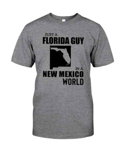 JUST A FLORIDA GUY IN A NEW MEXICO WORLD