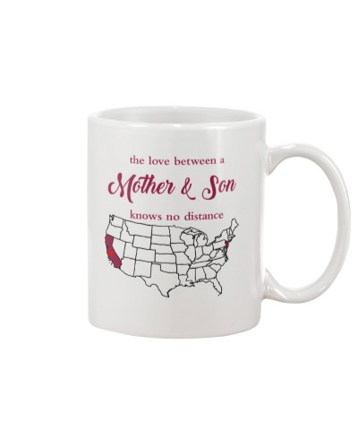 JERSEY CALIFORNIA THE LOVE MOTHER SON