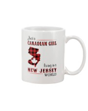 CANADIAN GIRL LIVING IN NEW JERSEY WORLD Mug thumbnail