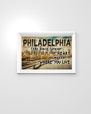 PHILADELPHIA THAT PLACE FOREVER IN YOUR HEART 24x16 Poster poster-landscape-24x16-lifestyle-02