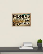 PHILADELPHIA THAT PLACE FOREVER IN YOUR HEART 24x16 Poster poster-landscape-24x16-lifestyle-09