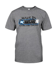 MADE IN SCOTLAND A LONG LONG TIME AGO Classic T-Shirt front