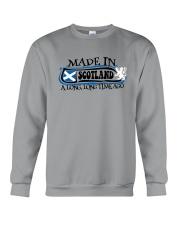 MADE IN SCOTLAND A LONG LONG TIME AGO Crewneck Sweatshirt thumbnail