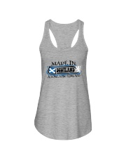 MADE IN SCOTLAND A LONG LONG TIME AGO Ladies Flowy Tank thumbnail