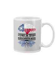 LIVING IN TEXAS WITH NORTH DAKOTA ROOTS Mug thumbnail