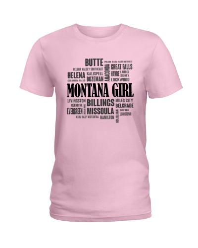 MONTANA GIRL AND CITY