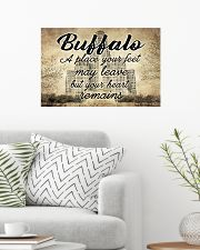 BUFFALO A PLACE YOUR HEART REMAINS 24x16 Poster poster-landscape-24x16-lifestyle-01