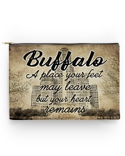 BUFFALO A PLACE YOUR HEART REMAINS Accessory Pouch - Large thumbnail