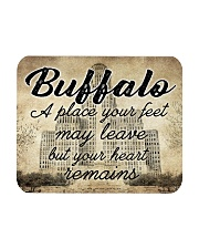 BUFFALO A PLACE YOUR HEART REMAINS Mousepad thumbnail