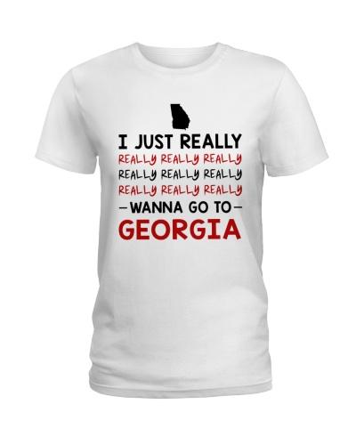 I WANNA GO TO GEORGIA