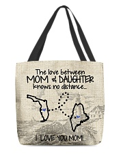 MAINE FLORIDA THE LOVE MOM AND DAUGHTER All-over Tote thumbnail
