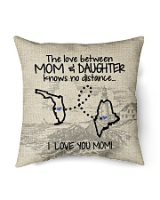 """MAINE FLORIDA THE LOVE MOM AND DAUGHTER Indoor Pillow - 16"""" x 16"""" front"""