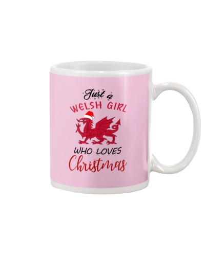 JUST A WELSH GIRL WHO LOVES CHRISTMAS