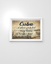 CUBA A PLACE YOUR HEART REMAINS 24x16 Poster poster-landscape-24x16-lifestyle-02