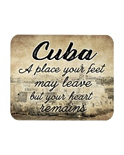CUBA A PLACE YOUR HEART REMAINS Mousepad thumbnail
