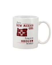 NEW MEXICO GIRL LIVING IN OREGON WORLD Mug thumbnail