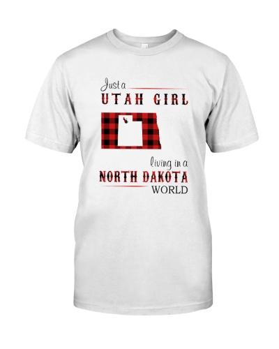 UTAH GIRL LIVING IN NORTH DAKOTA WORLD