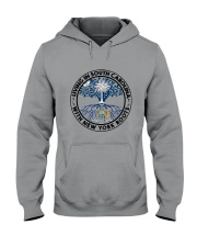 LIVING IN SOUTH CAROLINA WITH NEW YORK ROOTS Hooded Sweatshirt thumbnail