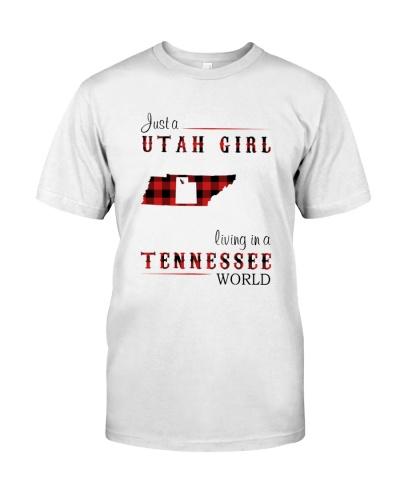 UTAH GIRL LIVING IN TENNESSEE WORLD