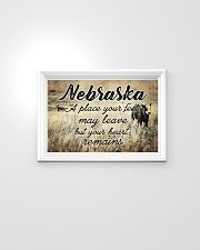 NEBRASKA A PLACE YOUR HEART REMAINS 24x16 Poster poster-landscape-24x16-lifestyle-02