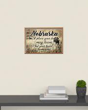 NEBRASKA A PLACE YOUR HEART REMAINS 24x16 Poster poster-landscape-24x16-lifestyle-09