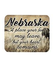 NEBRASKA A PLACE YOUR HEART REMAINS Mousepad thumbnail