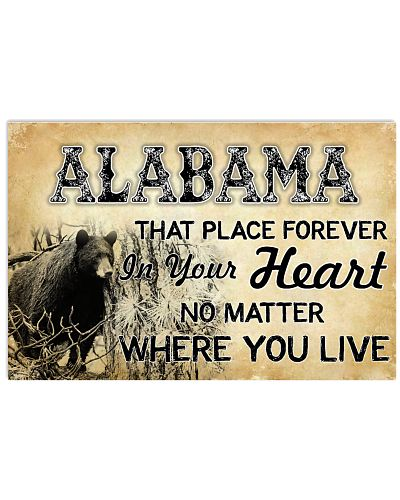 ALABAMA THAT PLACE FOREVER IN YOUR HEART