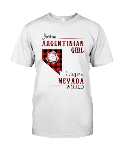 ARGENTINIAN GIRL LIVING IN NEVADA WORLD