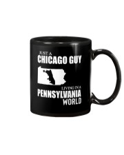 JUST A CHICAGO GUY LIVING IN PENNSYLVANIA WORLD Mug thumbnail