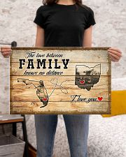 OHIO FLORIDA LOVE BETWEEN FAMILY 24x16 Poster poster-landscape-24x16-lifestyle-20