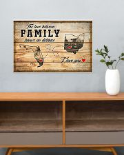OHIO FLORIDA LOVE BETWEEN FAMILY 24x16 Poster poster-landscape-24x16-lifestyle-25