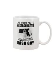 IRISH GUY LIFE TOOK TO MASSACHUSETTS Mug thumbnail