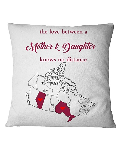 ALBERTA ONTARIO THE LOVE A MOTHER AND DAUGHTER