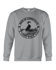 MADE IN CONNECTICUT A LONG TIME AGO Crewneck Sweatshirt tile