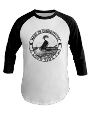 MADE IN CONNECTICUT A LONG TIME AGO Baseball Tee tile