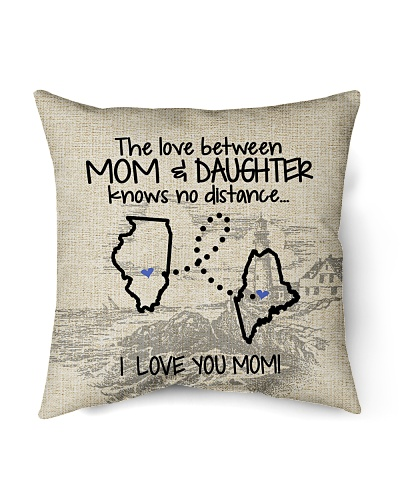 MAINE ILLINOIS THE LOVE MOM AND DAUGHTER