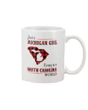 MICHIGAN GIRL LIVING IN SOUTH CAROLINA WORLD Mug thumbnail