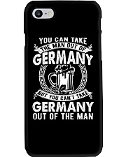 GERMANY YOU CAN'T TAKE OUT OF THE MAN Phone Case thumbnail