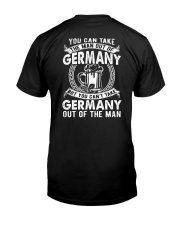 GERMANY YOU CAN'T TAKE OUT OF THE MAN Classic T-Shirt tile