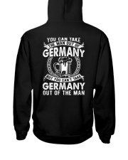 GERMANY YOU CAN'T TAKE OUT OF THE MAN Hooded Sweatshirt thumbnail