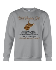WEST VIRGINIA GIRL LOVE BY PLENTY Crewneck Sweatshirt thumbnail